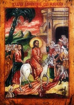 Entry of Christ into Jerusalem